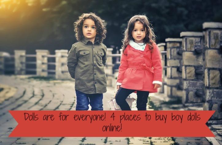 4 places where boy dolls online nz