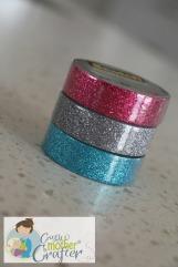 glitter tape scotch warehouse stationery