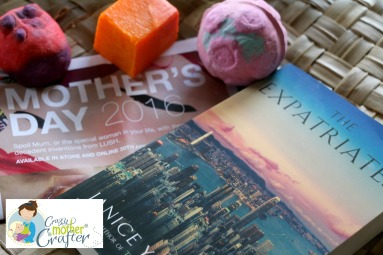 mothers day gift guide lush books