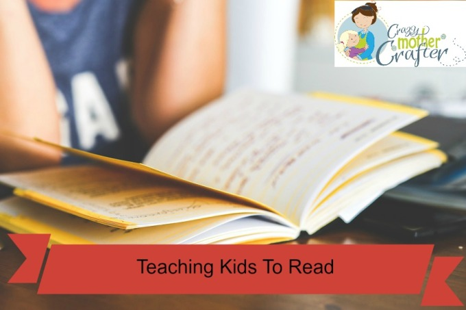 Teaches kids to read